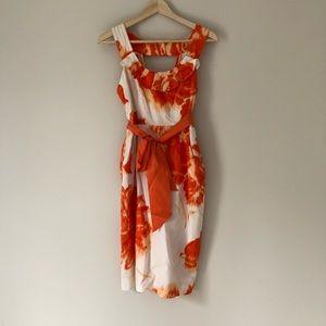 Moulinette Soeurs Orange Blossom Dress